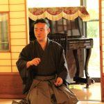 京都大学ELP倶楽部春イベント蜂谷先生