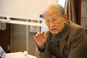 松本紘先生