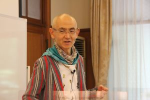 鎌田浩毅先生